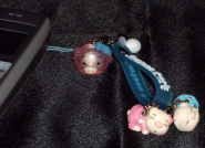 Pig Collections-Cellphone Flash strap