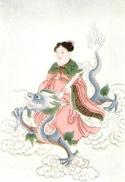 Chinese - Myths - Chinese Spirit