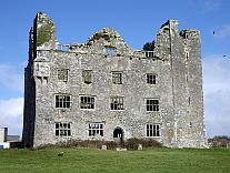 Irish Tours - Leamenagh Castle
