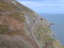 Irish Tours-Bray Walk Train View