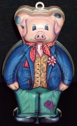 Pig Pencil Box