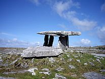 Irish Tours - Poulnabrone Tomb