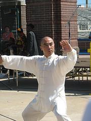 Tai Chi Chuan Styles - Master