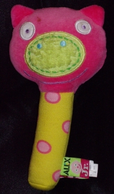 Baby's Pig Rattle