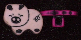 Pig Buttons