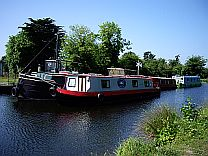 The Royal Canal-Boats