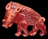 Pig Collection - Clay Pig