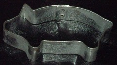 pig collection cookie cutter