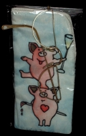 Pig Collection - Glasses Case