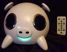 Pig Ipot Speakers
