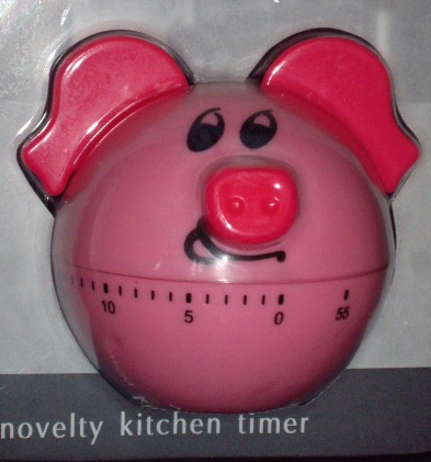 Pig Kitchen Timer
