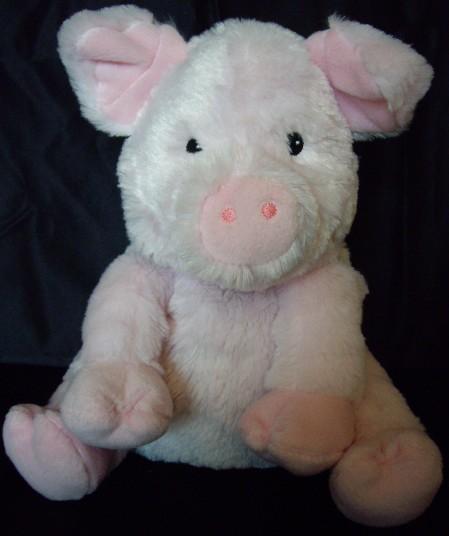 Microwavable Pig