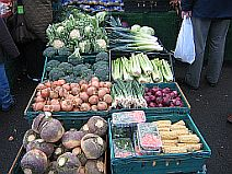 Organic markets - Veggies