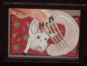 Pig Picture Frame made by a very good friend