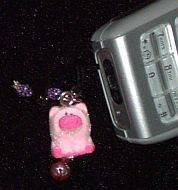 Pig Collection Cellphone Trinket