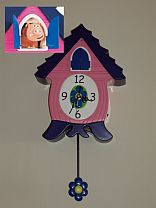 Pig Collection Cookoo Clock