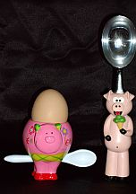 Pig Collection Kitchen Items