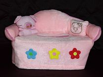 Pig Collection Kleenex Cover