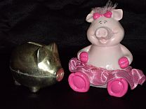 Pig Collection banks