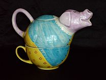Pig Collection Teapot