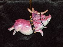 Pig Collection Christmas Ornament
