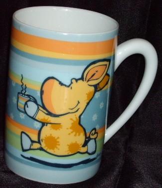 Pig Cup, Schweine Tasse