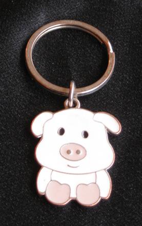 Pig Key Chain Hanger