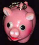 Squeezable Pooping Pig