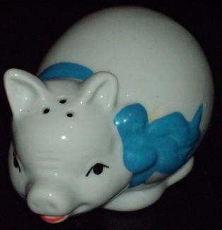 Pig Salt Shaker