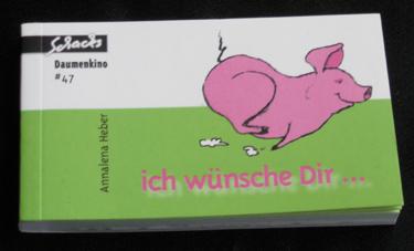 Pig Thumb Movie,Schweine Daumenkino