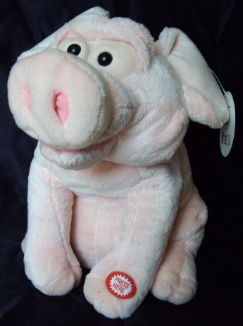 Singing and Dancing Pig