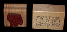 Pig Collections - Stamps