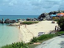 Bermuda Beaches - Tobacco Bay