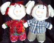 Pig Collections-Dolls