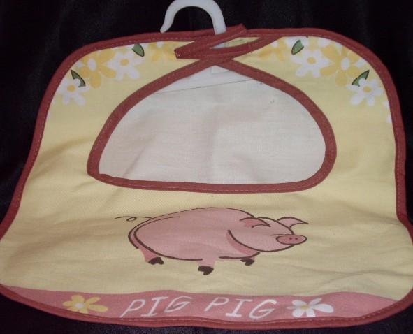 Pig Peg Bag