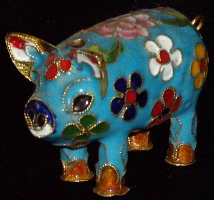 Ornamental Pig