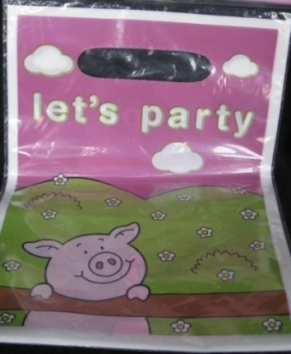pig party bags
