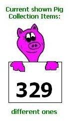 Pig Count Down, Schweine Zaehler, Schweine Sammler, Schweine Sammlung, Pig Collection, Pig Collector Items