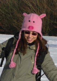 pig hat, piggie hat, schweine muetze, schweine mutze