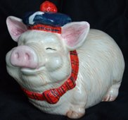 Scottish Piggie Bank