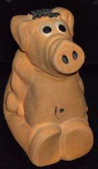 Squeezy Pig Toy