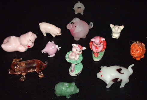 smallest Pigs of my collection (2)